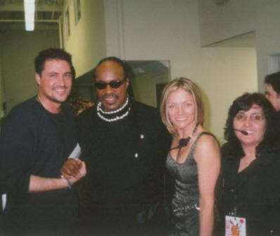 Elevate Hope Foundation - Stevie Wonder & Crew